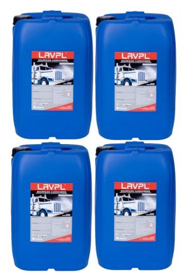 4 x LAVPL | Shampoing carrosserie poids-lourds | bidon 20L