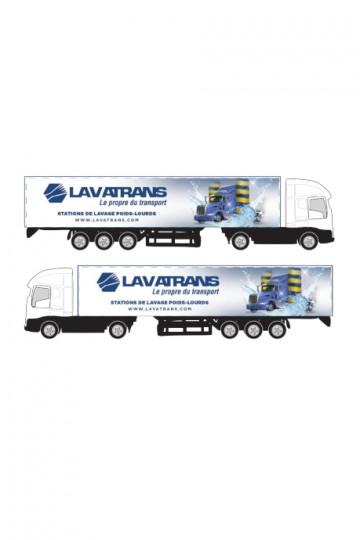 Camion miniature LAVATRANS