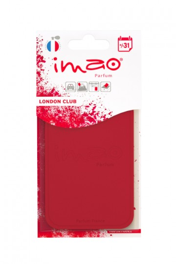 Désodorisant IMAO Parfum London Club