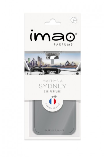 Désodorisant IMAO Parfum Mathys à Sydney