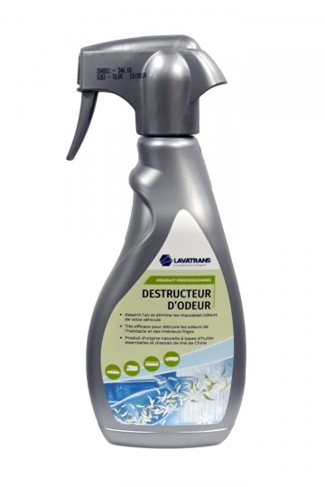Destructeur d'odeur 500ml