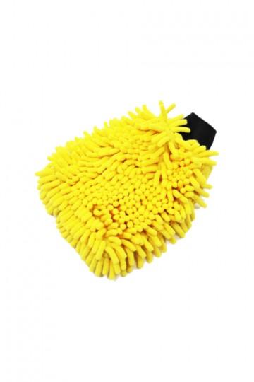 Gant de lavage 2 en 1 - Microchenilles & Microfibres
