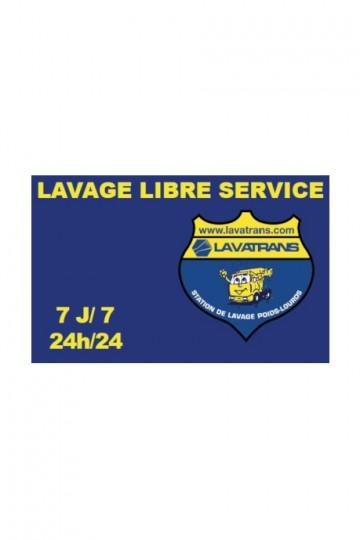 LAVAGE LIBRE SERVICE