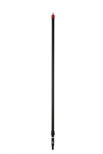 Manche alu télescopique à passage d'eau avec clic, 160 - 278 cm, VIKAN