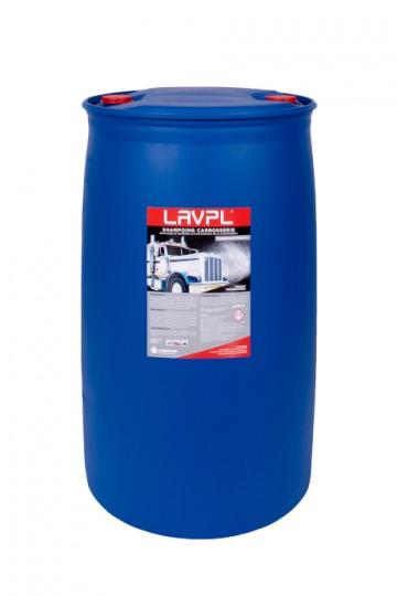 LAVPL | Shampoing carrosserie poids-lourds | fût 200L