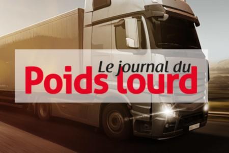 LAVATRANS DANS LA PRESSE - Journal du Poids Lourd - N°10
