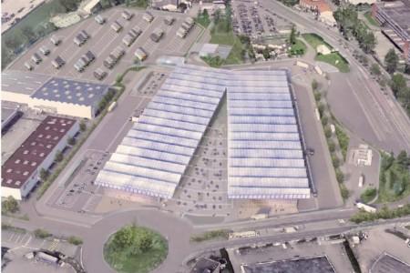 Travaux Centre Routier Toulouse Fondeyre