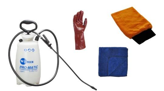 Découvrez nos accessoires de lavage