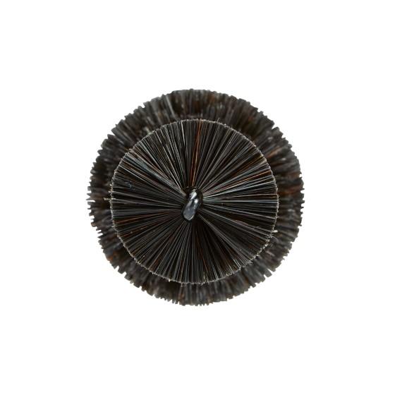 Brosse à jante à fibres souples naturelles VIKAN