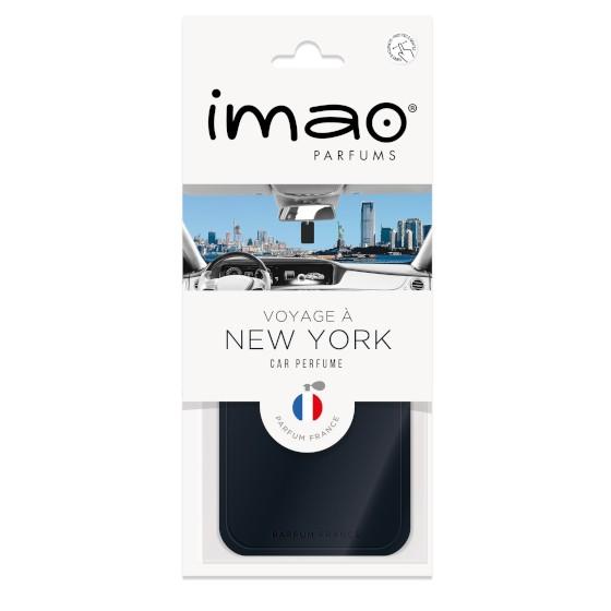 Désodorisant IMAO Parfum Voyage à New-York