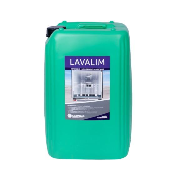 LAVALIM | Désinfectant alimentaire 24kg | PRODUIT PROFESSIONNEL