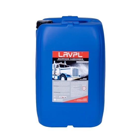 LAVPL | Shampoing carrosserie poids-lourds | bidon 20L