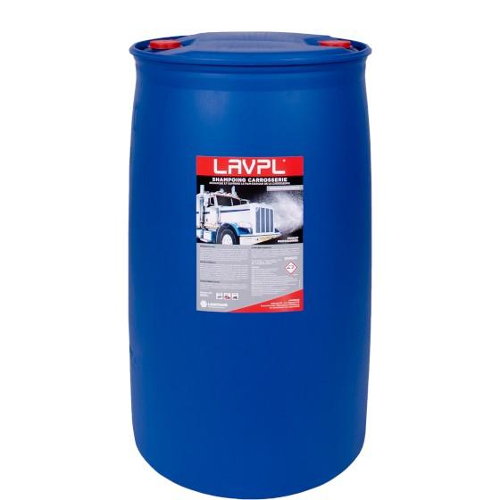 LAVPL   Shampoing carrosserie poids-lourds   fût 200L
